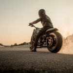 Custom Ducati XDiavel by Roland Sands Design rear