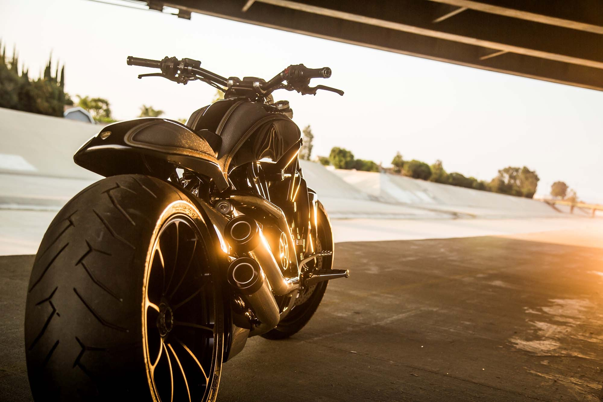 Custom Ducati XDiavel by Roland Sands Design | Price & variants India