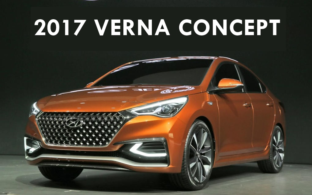 Hyundai Verna 2017 India