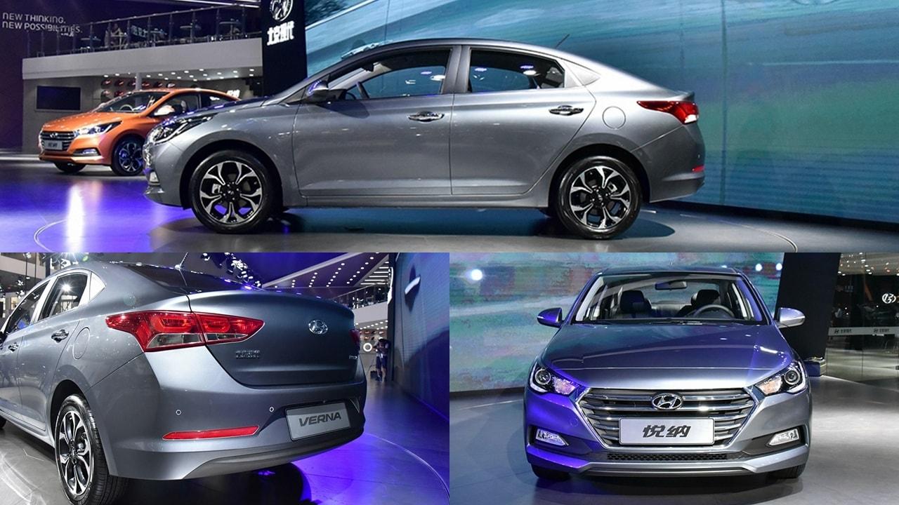 Hyundai Verna 2017 Launched In India Price Specs