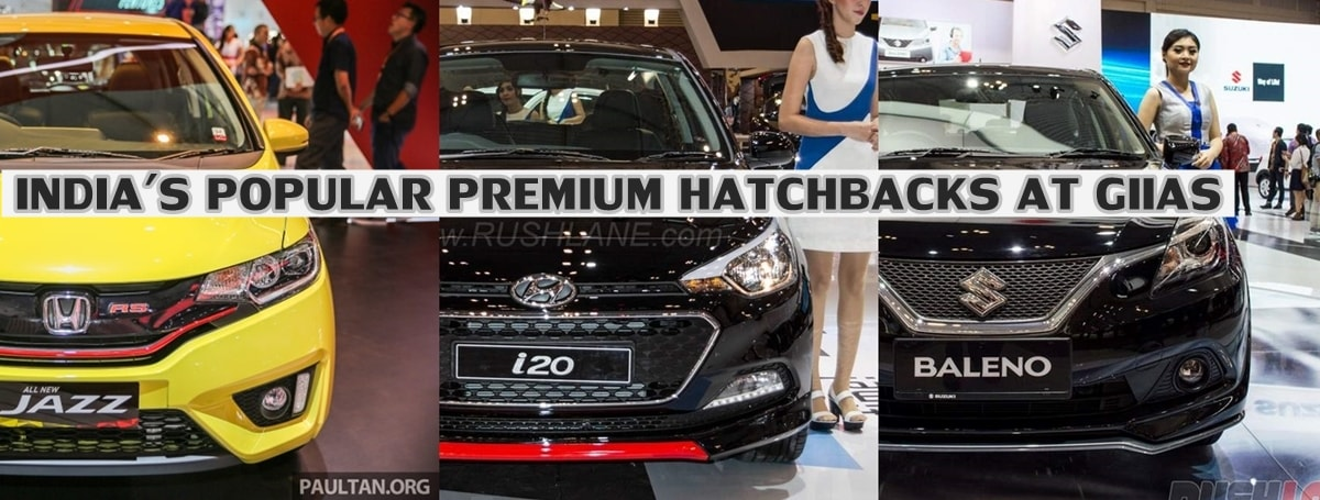 India's most popular hatchbacks