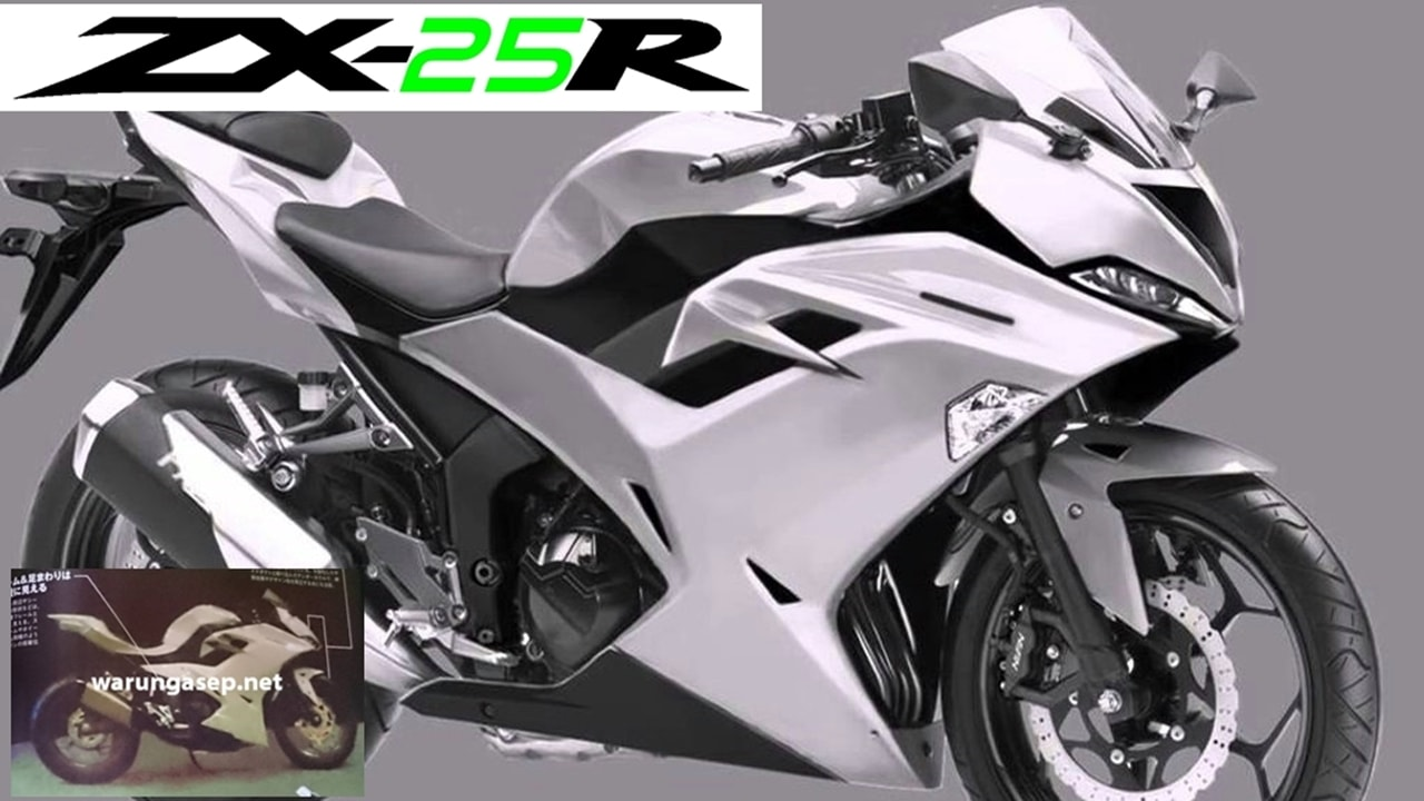 Kawasaki Ninja Bike Image And Price In India