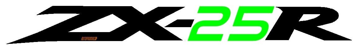 Kawasaki ZX25R 250cc logo