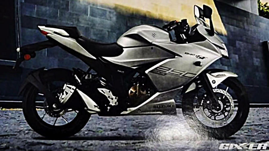 Suzuki Gixxer 250 [SF250]- New images, price and launch in India