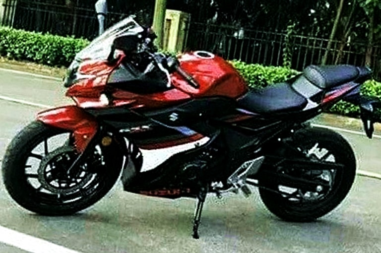 Suzuki Gixxer   Price In India