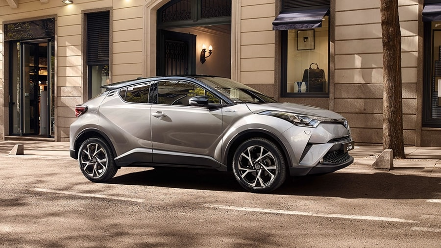 Toyota Chr C Hr Price Specification Launch Interior
