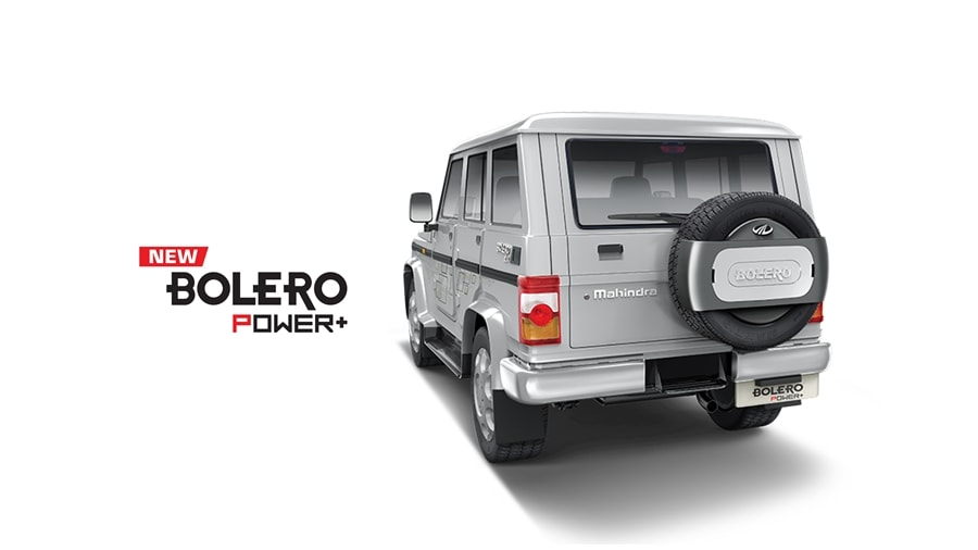 Mahindra Bolero Power Plus Power Price Specs