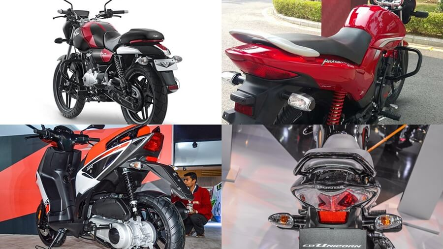 Hero Achiever vs Aprilia SR 150