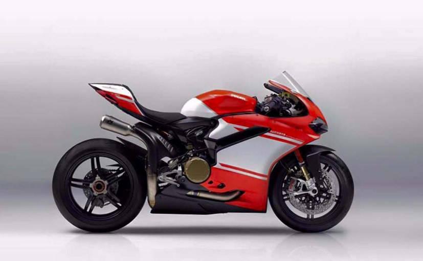 New 2017 Ducati 1299 Superleggera
