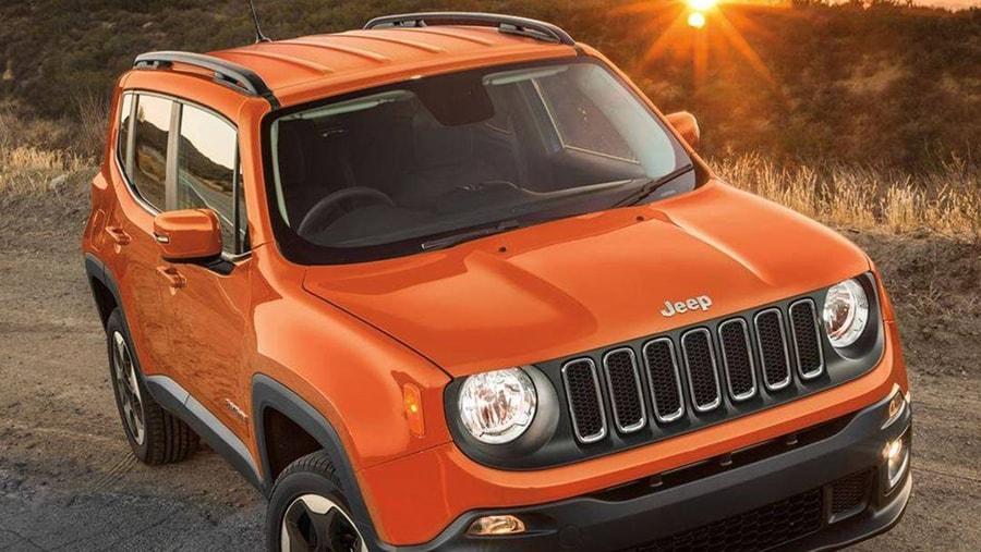 Jeep small SUV