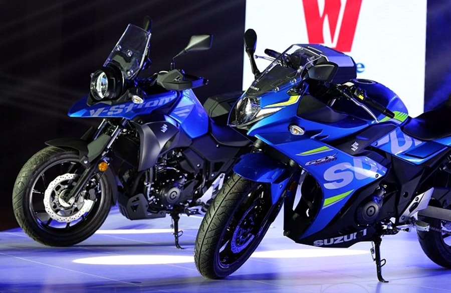 Suzuki Trade In Indonesia