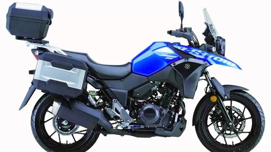 Suzuki DL 250 Concept V Strom
