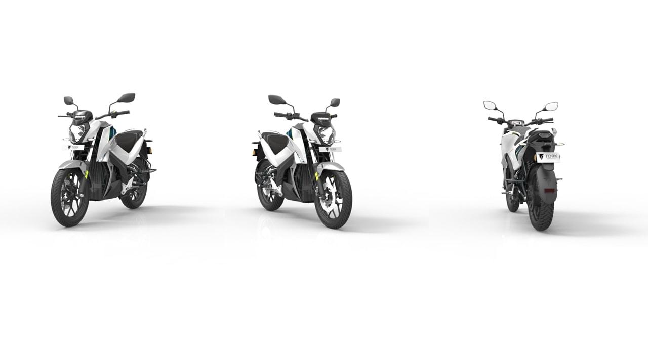 Torl T6X bike