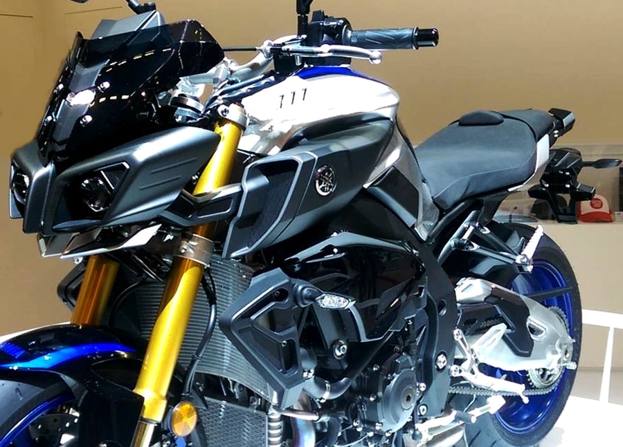 yamaha intermot 2016  mt09 2017  mt10  u0026 mt10 sp