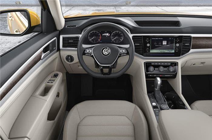 VW Atlas Cabin