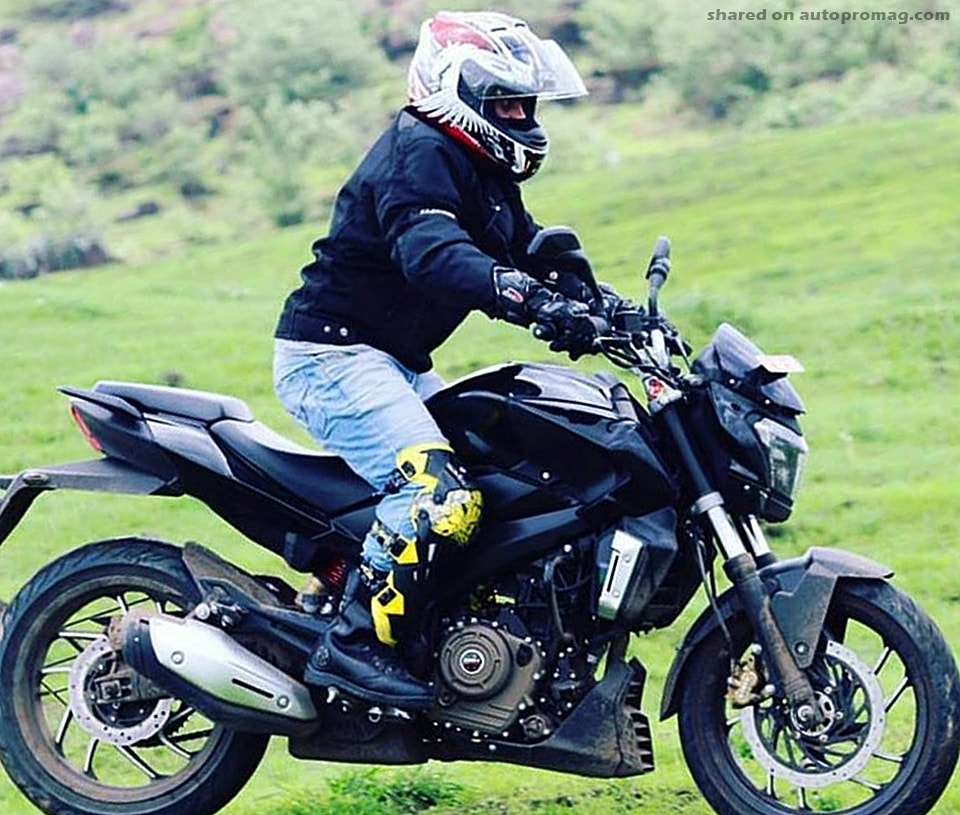 Bajaj Dominar CS400