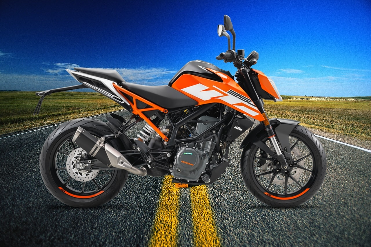 Ktm Duke New Version