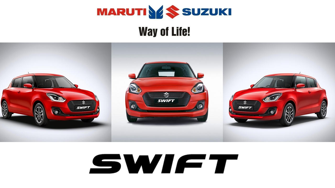 Maruti Suzuki Swift 2018 revealed for India