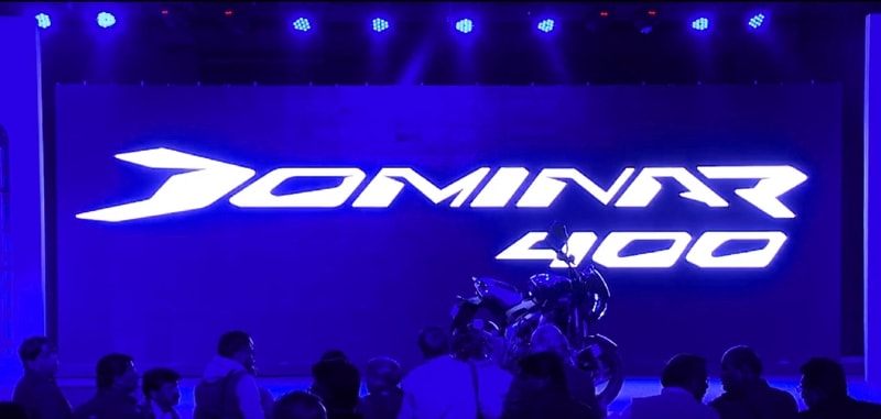 Dominar 400 new launch