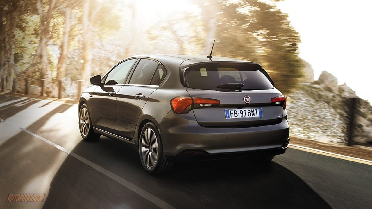 Fiat Tipo hatch India