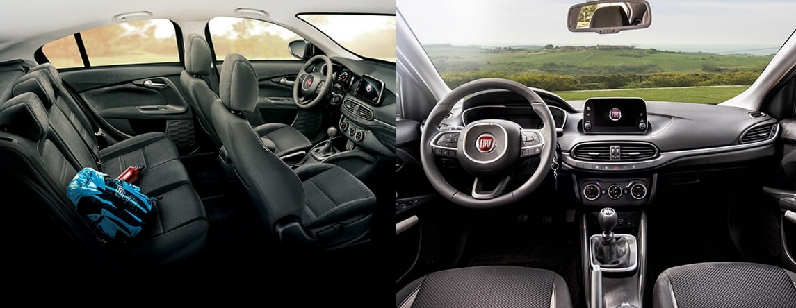 Fiat tipo hatchback india price launch interior specs for Interior fiat tipo