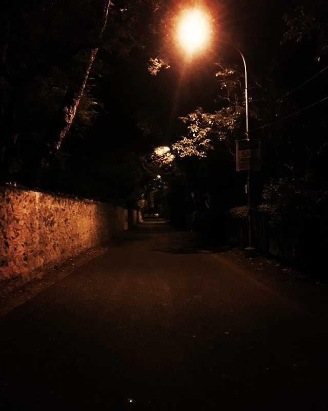 Ghost in chennai road