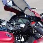 Yamaha YZF R15 V3 display