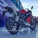 Yamaha YZF R15 Version 3 facelift
