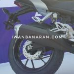 Yamaha YZF R15 Version 3 facelift disc