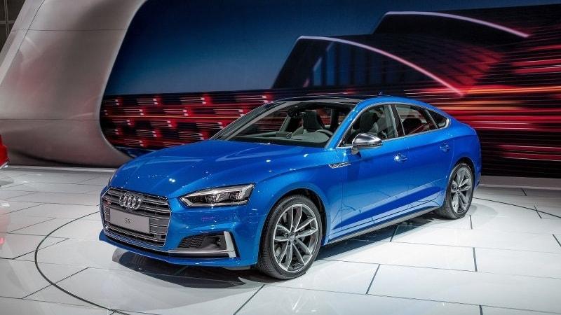 New Audi S5 2018