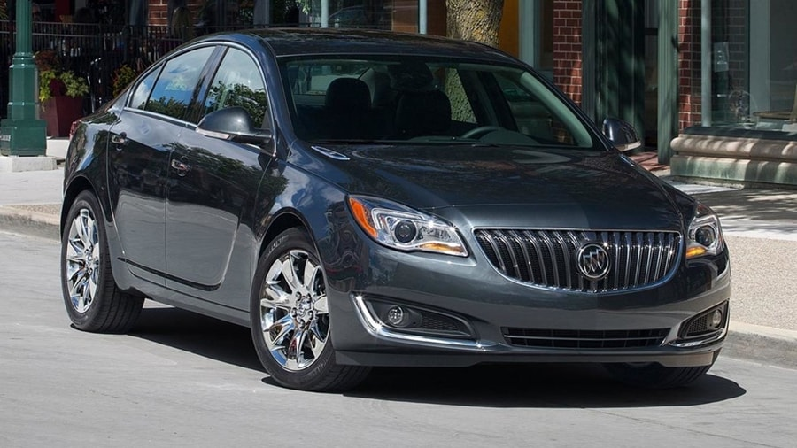 New Buick Regal 2018