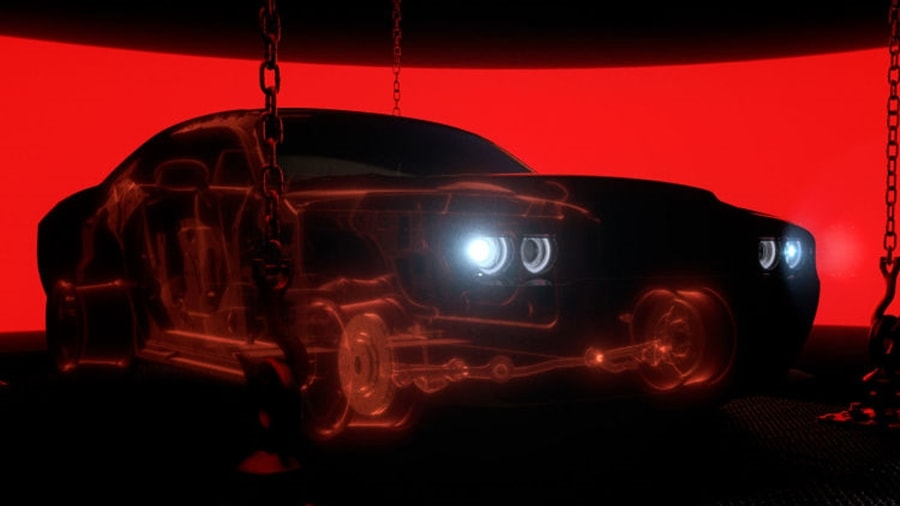 New Dodge Demon 2018