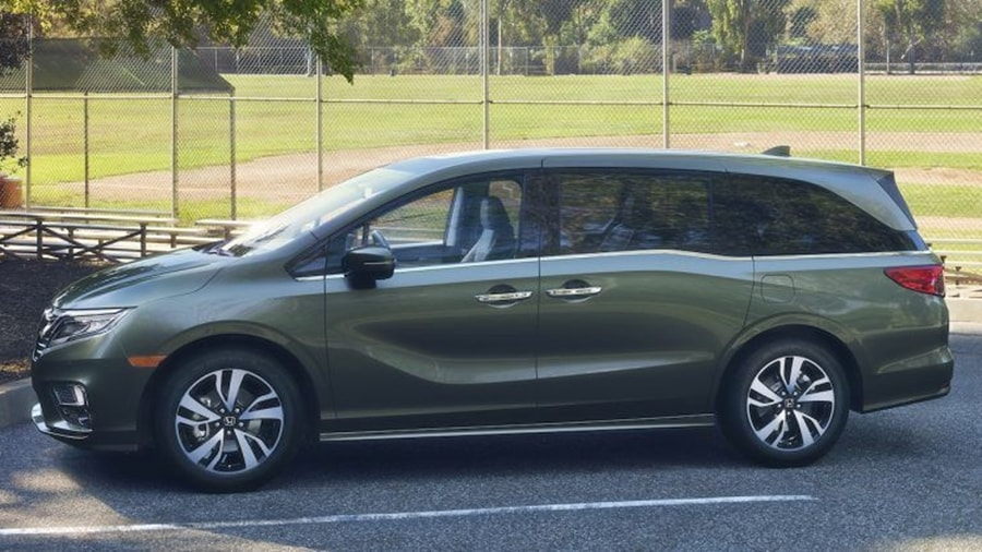 New Honda Odyssey 2018