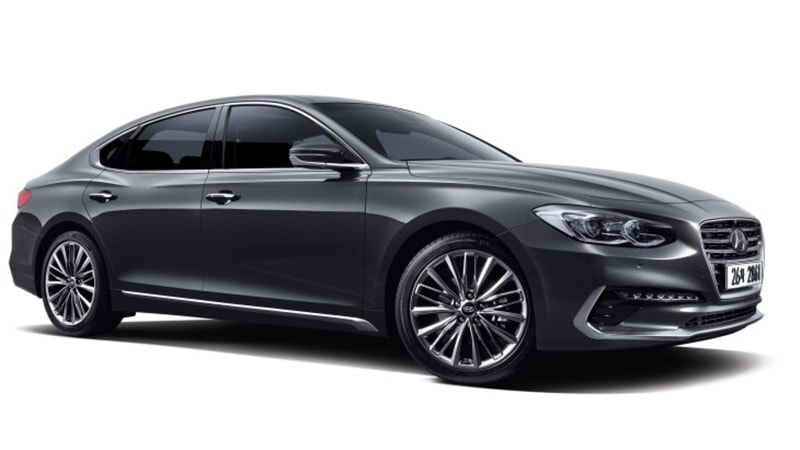 New Hyundai Azera 2018