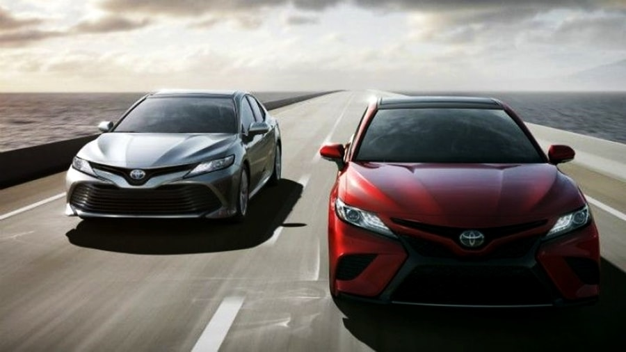 2018 toyota camry xse xle usa price specs launch fuel economy autopromag. Black Bedroom Furniture Sets. Home Design Ideas