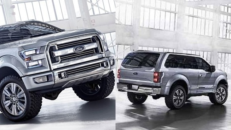 No 2018/2019 Ford Bronco but yes for 2020 [Confirmed ...