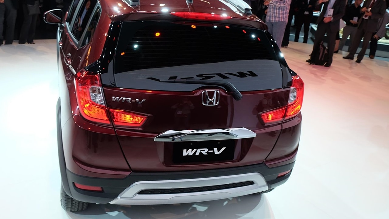 New Honda Accord >> New Honda WR-V could really dent sales of Brezza - Autopromag