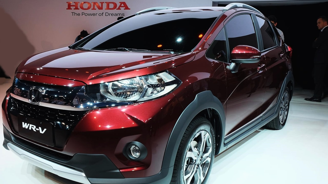 New Honda Wr V Could Really Dent Sales Of Brezza Autopromag