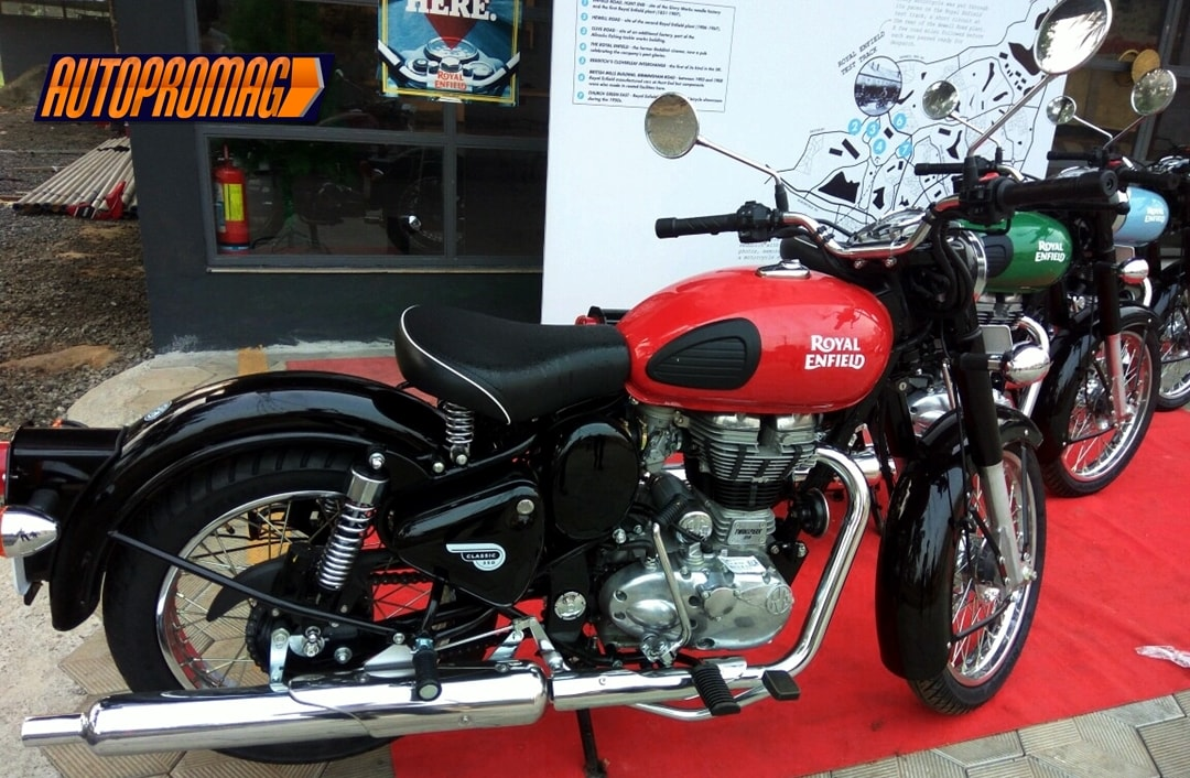 Car Colors List >> Royal Enfield Redditch Series Classic 350 | What is it? (Price, specs) - Autopromag