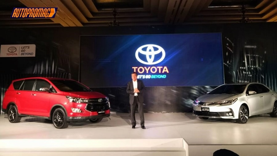 Toyota Innova Venturer special edition