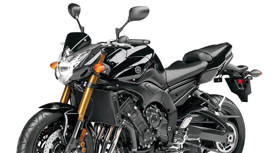 Yamaha Fz Engine