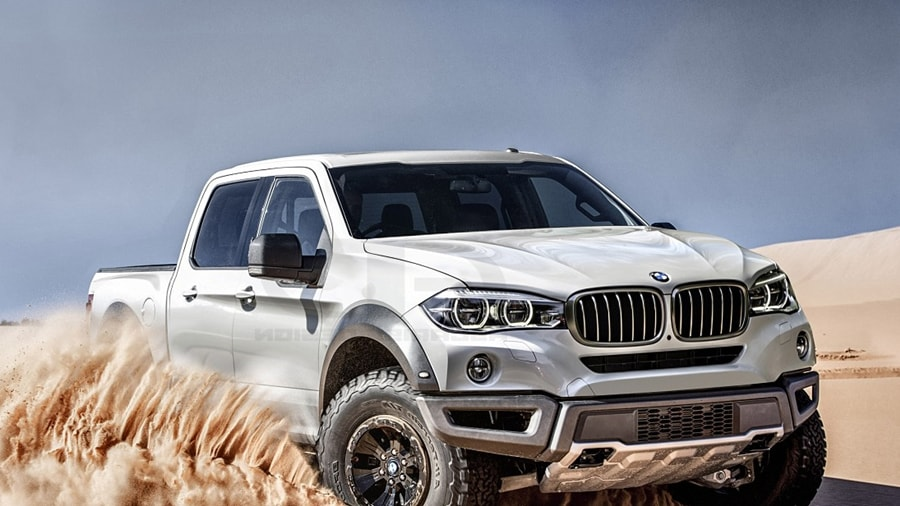 2018 Bmw Pickup Truck Price Specs Launch Date Design