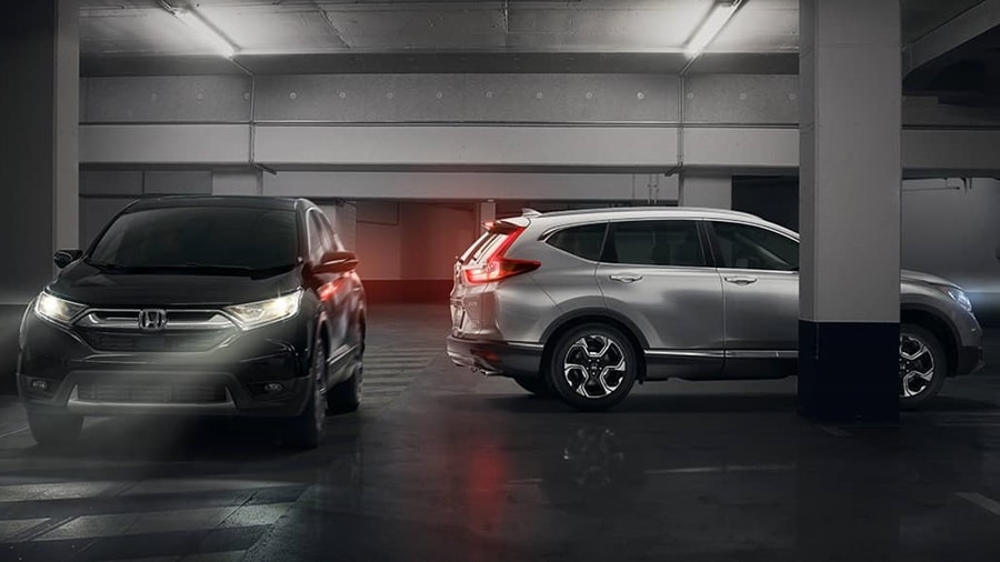 New Honda CR-V