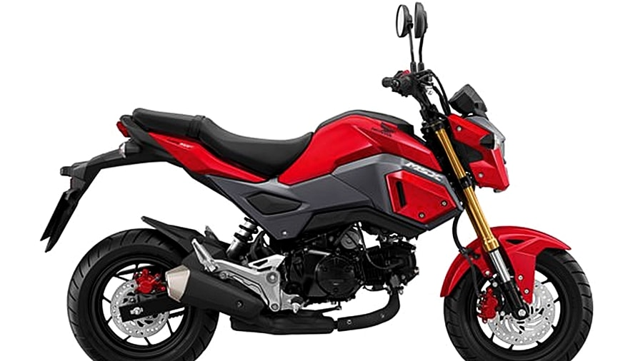 2017 2018 Honda Grom 125 Msx Price Specs Top Speed