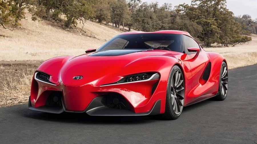 New Toyota cars 2018 uk