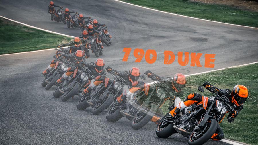 2018 KTM Duke 790