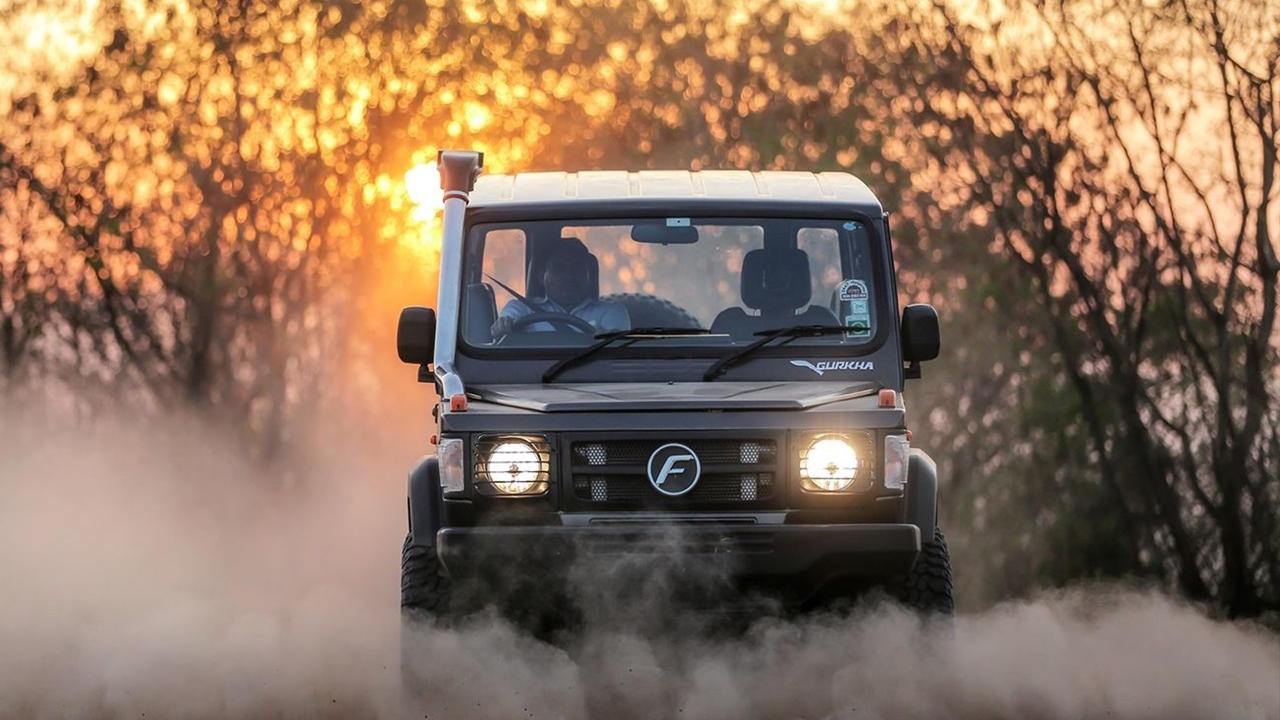 Mercedes G Wagon >> Force Gurkha 2017 Xplorer/Xpedition vs Mahindra Thar – price, spec, design comparison - Autopromag