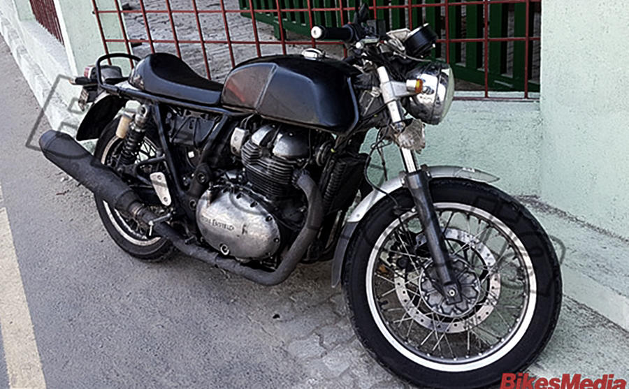 RE 750cc