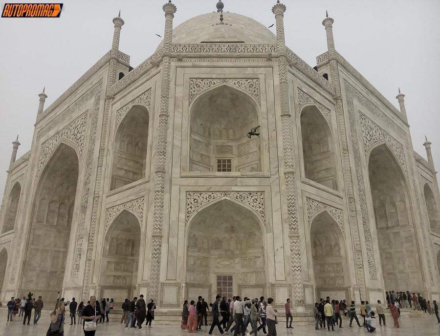 Inside Taj Mahal