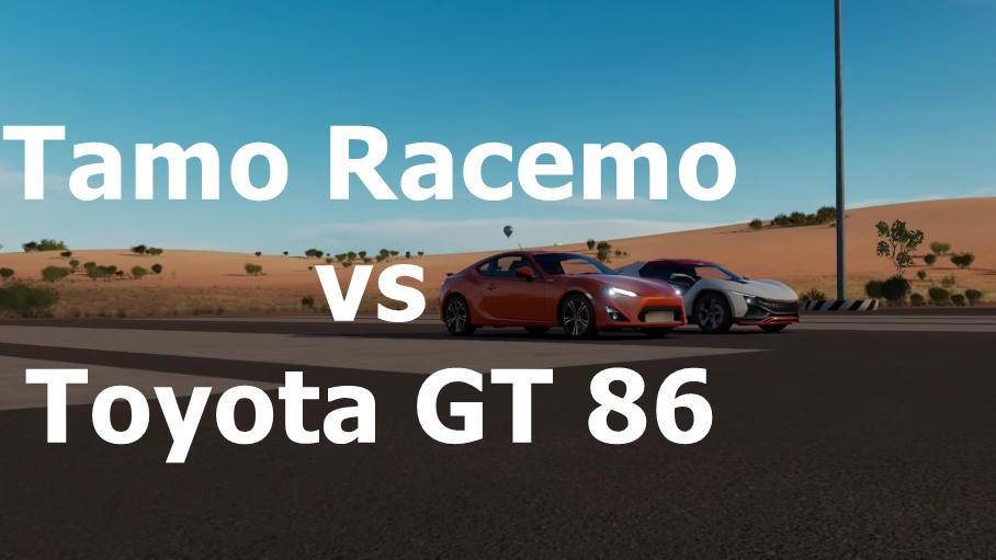 Racemo vs GT86